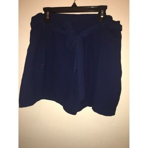 (3 for $10💰) Navy Blue high waisted shorts